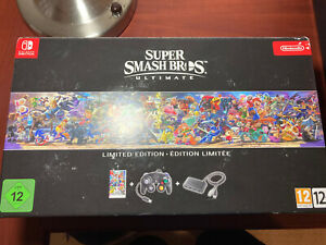 Super Smash Bros Ultimate Collector's Limited Edition (Nintendo Switch UK, EU)
