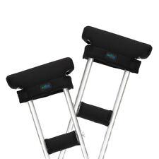 Crutch Pads Covers Underarm Crutches Padding Pillows Armpits & Grips Handles