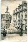 CARTE POSTALE DIJON MONUMENT GRANGIER STATUE DE LA BONTE