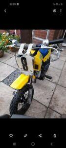 italjet buster 50cc kids motorcycle