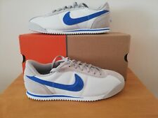 Nike Classic White/Harbor Grey Leather Cortez Uk 7 Eu 41 306286 141