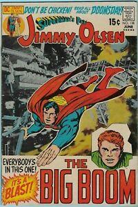 Superman's Pal Jimmy Olsen #138 (1971) The Newsboy Legion by Jack Kirby