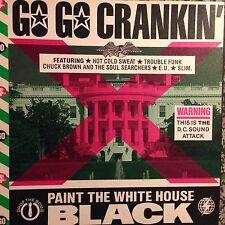 VARIOUS • Go Go Crankin • Vinile LP • 1985 Island