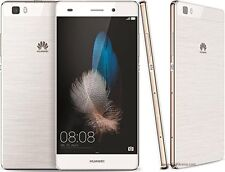 "New Unlocked Huawei P8 Lite 5"" 16GB 13MP 4G LTE  - GIFT GENUINE 2 SIM WHITE GOLD"