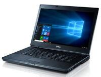 Dell Latitude E6400 LAPTOP | 250GB | 4GB | WIFI | DVDRW | WINDOWS 10 + OFFICE