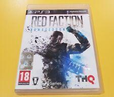 Red Faction Armageddon GIOCO PS3 VERSIONE ITALIANA