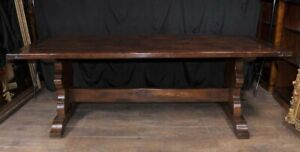 Oak Refectory Table Kitchen Dining Tables Farmhouse Furniture