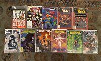 Harley Quinn 1 Birds Of Prey 75 96 98 100 Regal Batman Adventures 12 Shadow Bat