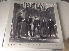 1985 very rare LP THE INNOCENT#LIVIN IN A STREET Factory sealed vinyl