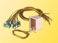 Viessmann 6007:  10 x LED-Hausbeleuchtung, gelb