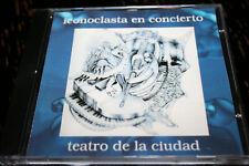 ICONOCLASTA En concierto !!! PHOENIX REC MEXICAN PROG FUSION