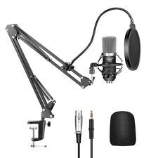 Neewer BM-700 Professionelle Studio Rundfunk & Aufnahme Kondensator Mikrofon Kit