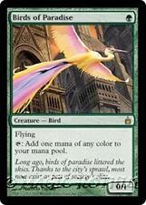 BIRDS OF PARADISE Ravnica MTG Green Creature — Bird RARE