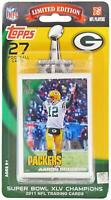 2011 Topps Green Bay Packers Super Bowl XLV - Pick A Player