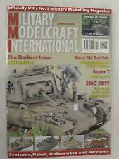 Military Modelcraft International - December 2019 Modeling Magazine