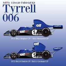 1/43 Maquette en Kit Ferrari 156/85 Italie 1985 Model Factory Hiro K753