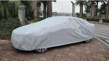 PEVA Waterproof Car Cover Sun UV Rain Snow Dust Protection Cover Silver