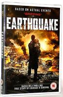 Earthquake (2016) DVD Viktor Stepanyan, Sabina Akhmedo - Immediate Dispatch