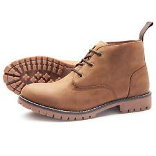 Samuel Windsor Men's Handmade Chiltern Nubuck Casual Chelsea Boots UK Sizes 5-14
