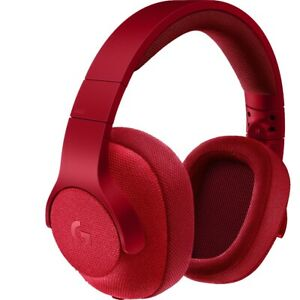 Replacement Logitech G433 7.1 Gaming Headset with DTS Headphone - Red (IL/RT6...