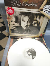 Rat Scabies of The Damned) P.H.D. Prison Hospital Debt White Vinyl Lp Punk Rock