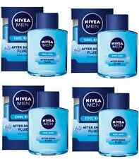 Nivea Men Cool Kick After Shave Fluid Kühl+Erfrischt 4x100 ml #183