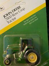 1/64 Ertl John Deere 7800 Row Crop Tractor 5538