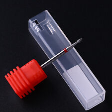 Electric Nail Drill Manicure Nail Cuticle Clean Bit File Bullet Grinding Tool
