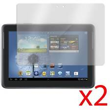"Hellfire Trading 2x Samsung Galaxy Note 10.1"" LCD N8000 N8010 Screen Protector"