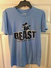 "Rare Mens The LA Dodgers Baseball tshirt ""Shake it Off"" BEAST Blue sz S"