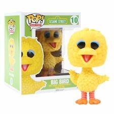 "New Sesame Street 6"" Big Bird Pop Vinyl Figure #10 Funko Official"