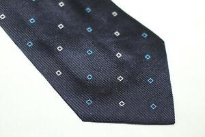 CARLO LUCIANI Silk tie Made in Italy F12946