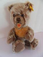 Steiff bear Teddy bear Zotti mohair button flag stuffed animal Germany 2474
