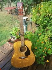 Yamaha F-310 Acoustic 6 String Guitar Clean Everyday Player