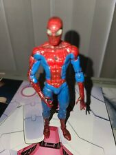 2002 Marvel Legends Toybiz SPIDER-MAN classic spidey sense glass eyes Very RARE!