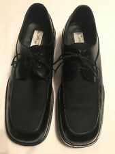 Mezlan Andros Formal Leather Shoes With  Material Across Instep  Size 11M