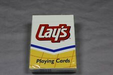 Vintage Lays Playing Cards SEALED