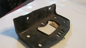 NOS 1966 FORD GALAXIE XL LTD 7-LITRE COUNTRY SQUIRE HOOD LATCH SUPPORT BRACKET
