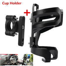 Water Bottle Drinking Cup Bracket Holder For BMW R1200GS F800GS Motorbike