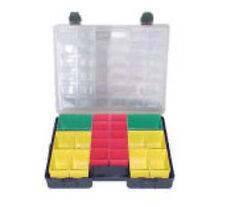 Cassetta portaminuteria in plastica pvc 20 vaschette ARTPLAST