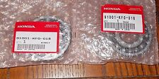 HONDA TRX 400EX, 400X, XR350,XR400 ENGINE OEM ORIGINAL CRANKSHAFT CRANK BEARINGS