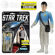 Star Trek:The Original Series Beaming Spock ReAction 3 3/4-Inch Retro Action Fig