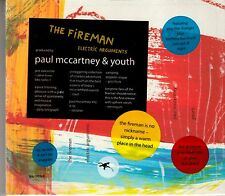 """The Fireman """"paul mccartney & youth"""" - Electric Arguments, CD NEUF"""