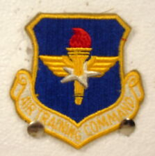 USAF Air Force Air Training Command ATC Insignia Badge Full Color Patch V 1