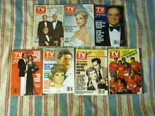 Lot of 7 TV Guide  1981 1983 1990 1991 Cheers LucyHart Powers Wagner Hope Carson