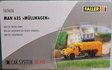 Faller 161606, Spur H0, Faller Car System MAN 635 Müllwagen (Brekina), Epoche 3