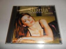 CD  Shania Twain - The Woman in Me
