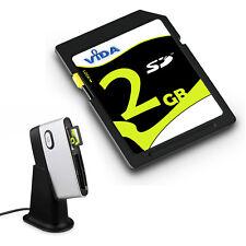 2GB SD Speicherkarte 14MB/s Für Nikon Coolpix S6100 S6200 S6300 Digital kamera