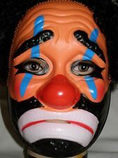 The Sad Clown Mask ! Fun for Party ! It's Different !