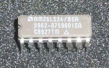 IC AM 26LS34 ; AM26LS34  NOS    /  LF IC 35